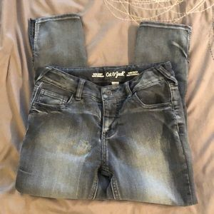 {3 for $10} Cat & Jack Skinny Distressed Jeans